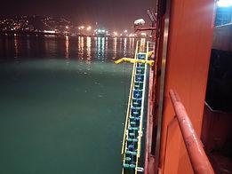 Gangway Ladder load test