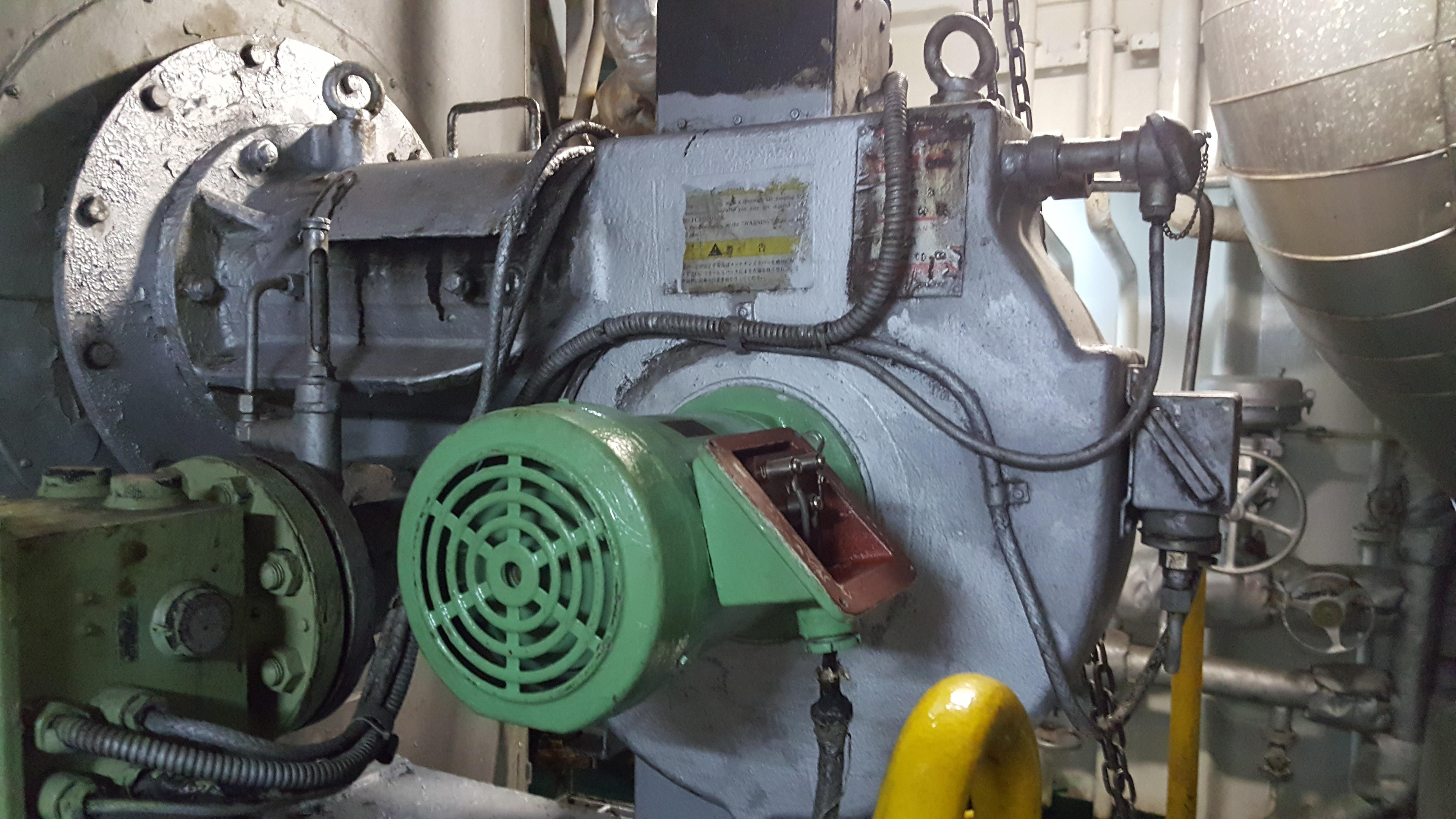 Boiler ventilation
