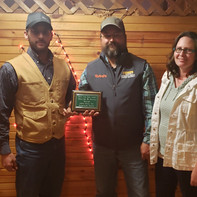 2019 Tree Care Award - Shannon and Pennie Glines