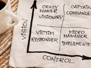 Separating Vision From Goals: The Road To Execution Without Micromanagement