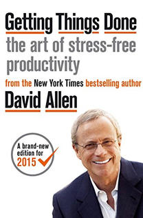 This book makes the art of stress-free productivity possible