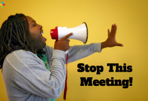 How To Save The Day When A Meeting Is Going Nowhere