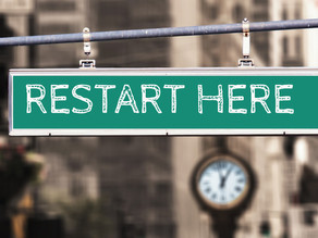 ReStart: To New Beginnings, And Never Saying Never