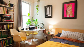 Redesigning our spaces to feel at home