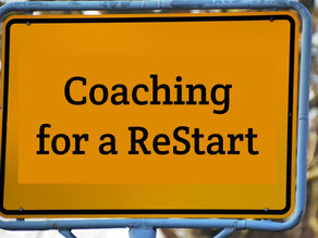 Coaching for ReStart: Why coaching is the next logical step