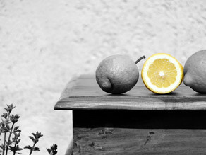 Building Resilience – When Life Gives You Lemons
