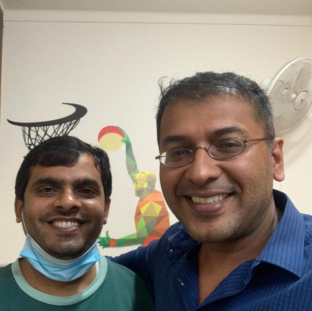 Shoulder surgery physio