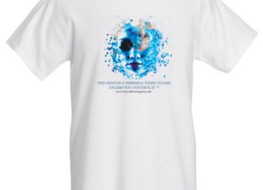 Intuitive Mind Integration T-shirt (S-XXXL)