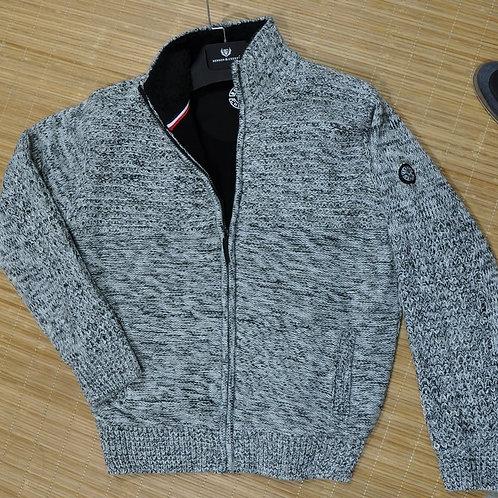 FULBER veste laine doublée polaire