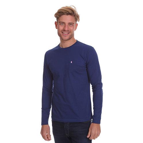 T Shirt ML poche uni NZ 45502