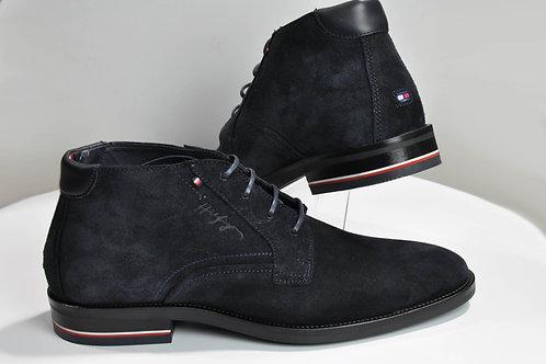 Chaussure montante lacée nubuck FM0FM03111