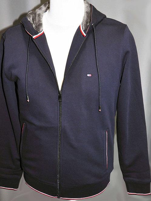 BASIC FUR LINED HOOD  veste doublée polaire capuche  MW15249DW5