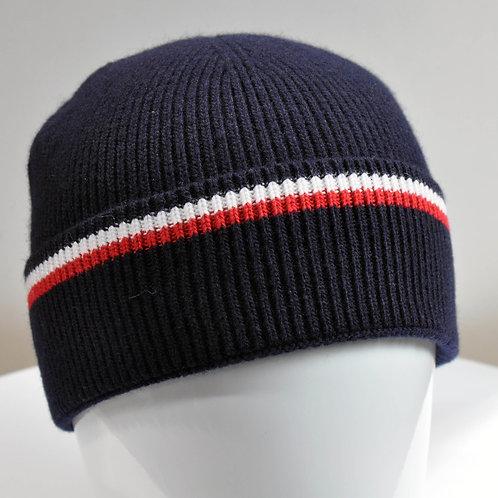 HORIZONTAL STRIPE  bonnet THilfiger laine polyamide cashmire