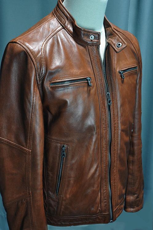 EMERSON LAMB SANDRO blouson cuir