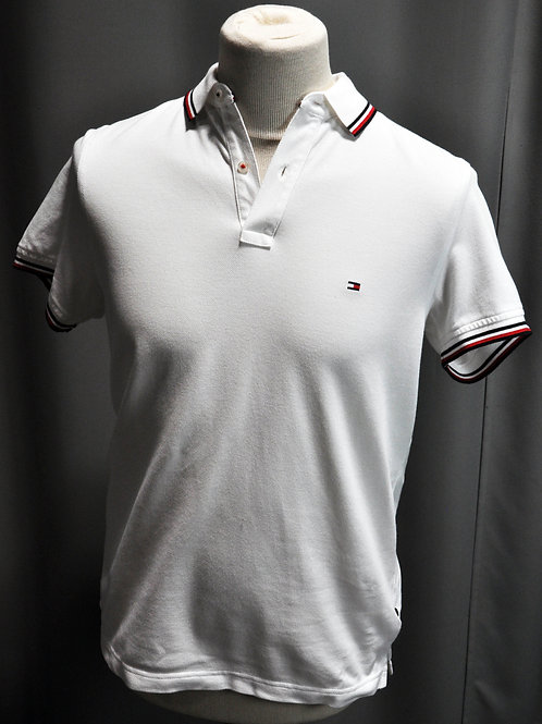 Polo Tommy TIPPED slim MW 13080