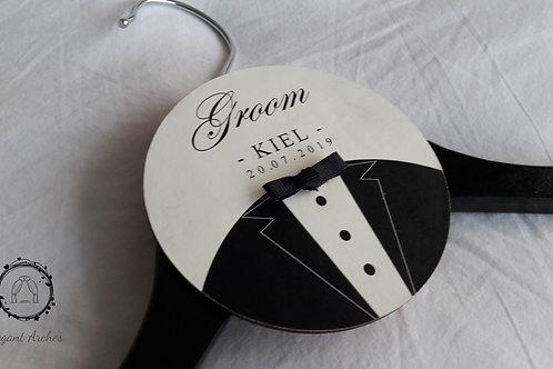Gents Groom Wedding Hanger