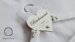 Bridesmaid hanger