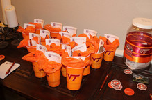 VT parting gifts to students