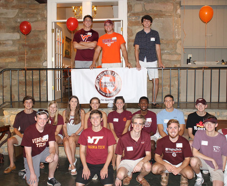 Our 2018 VT Students