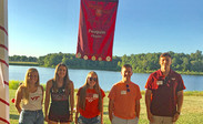 Some of our VT students from Fauquier County