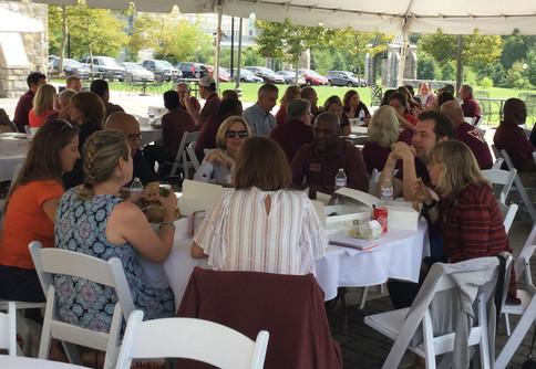 2018 VT Open Forum Lunch