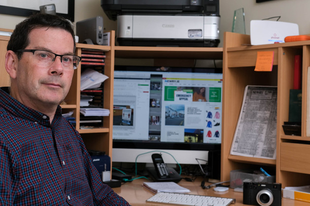 Columba O'Hare, Editor