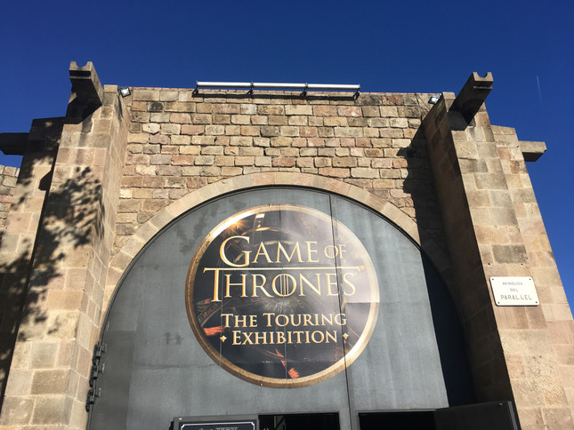 GAME OF THRONES <<The touring exhibition>>