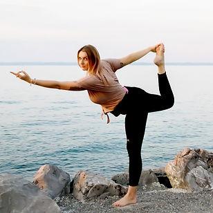 Esma Masi Yogalehrerin
