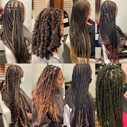 Different types of Braid Services
