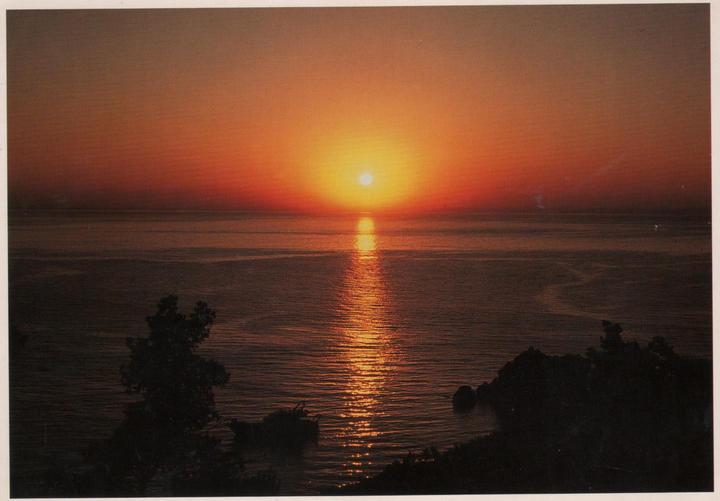 Sunset from Kalpazankaya