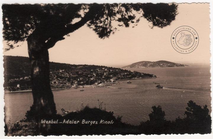 Istanbul - Islands Burgaz Kınalı