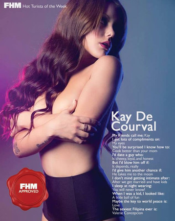 "Photography By: Kris Josef ""FHM Magazine"""