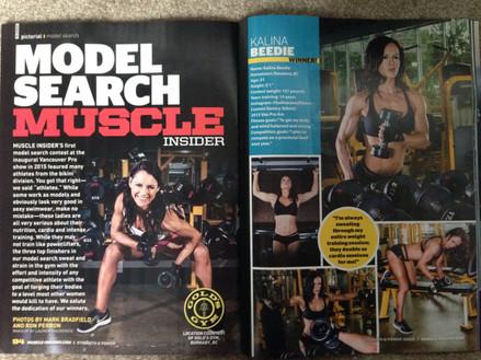 "Photography By: Mark Bradfield ""Muscle Insider Magazine"""