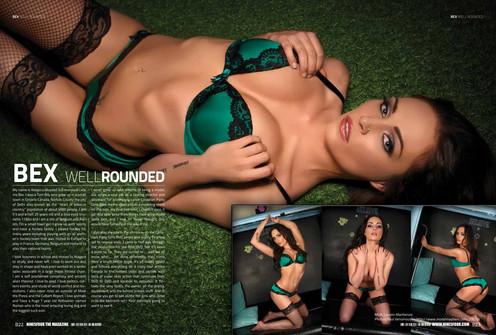 """Photography By: Paul Venomous """"Nine5Four Magazine"""""""