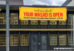 Congratulations - Your masjid is now open!
