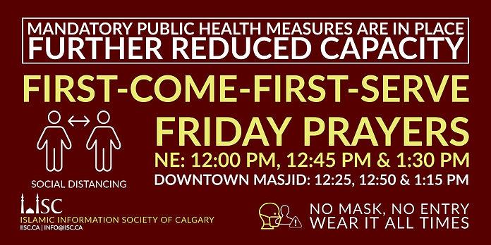 Mandatory public health measures - furth