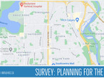 Survey: Planning for the future