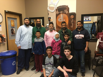 IISC Sponsors and Serves a Meal at the Calgary Drop-In Centre