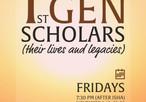 1st Gen Scholars (their lives and legacies) - Halaqa Series with Sh Abdulahad Farooq