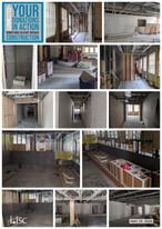 Downtown Mosque Progress Update - Drywalls, Kitchen cabinets, Washroom waterproofing prep, flooring,