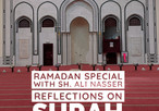 On Fridays during Ramadan - Reflections on Surah Al-Asr (Facebook Live with Sh Ali Nasser)