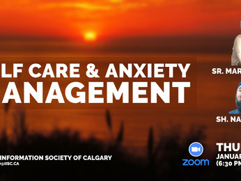 Self Care and Anxiety Management During these Uncertain Times
