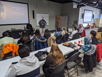 IISC hosts the University of Calgary Faith and Spirituality Centre