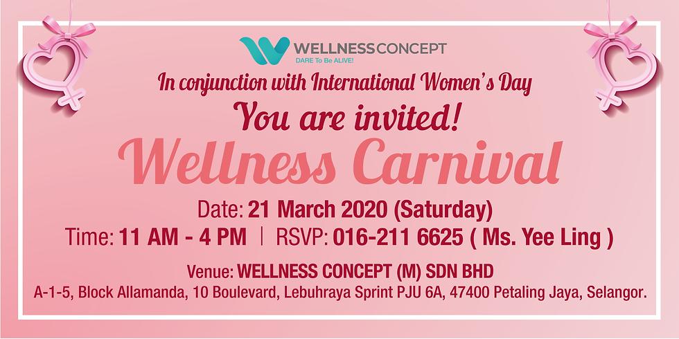 Wellness Carnival, PJ-HQ