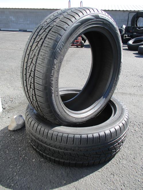 Falken Pro G4 A S >> 2 Falken Pro G4 As Tires 245 50 20