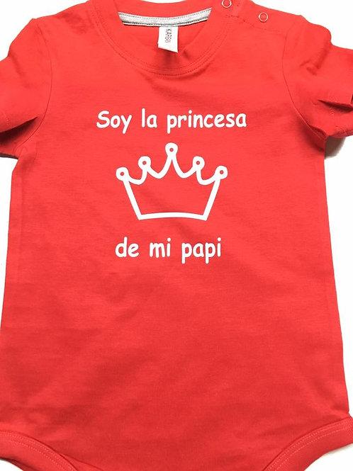 """Body """"Princesa de Papi"""""""