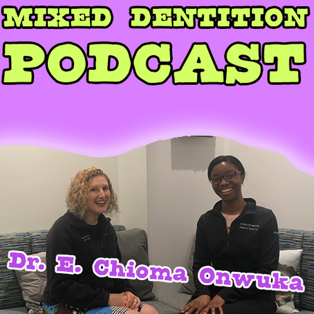 Talking Pediatric Dentistry with Dr. Onwuka