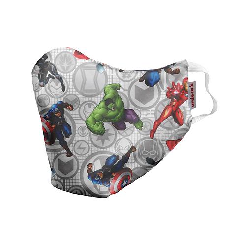 Mascarilla Avengers Marvel