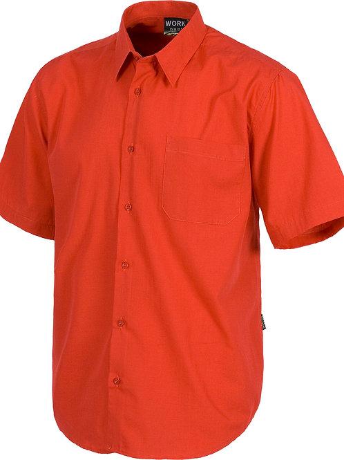 Camisa màniga curta