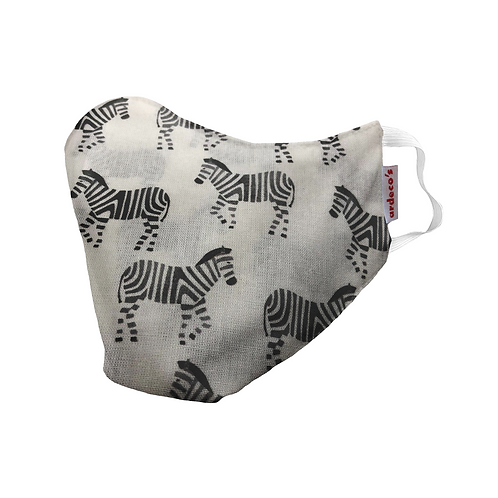 Mascareta Zebres